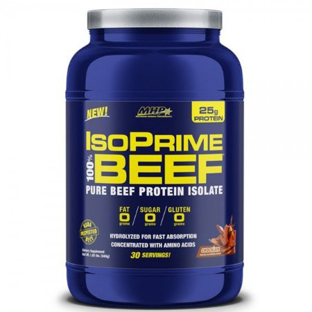 IsoPrime 100% Beef Protein MHP 819g