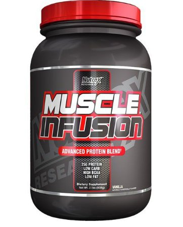 Muscle Infusion Nutrex 907g