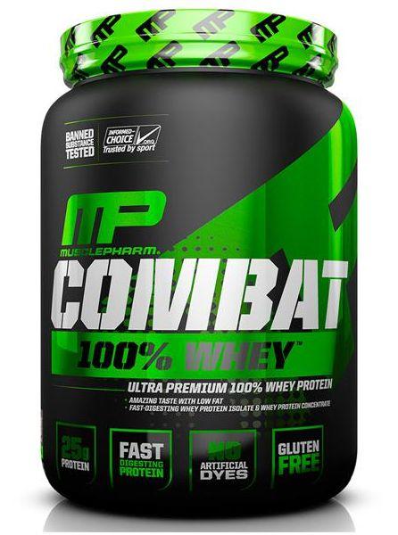 Combat 100% Whey Muscle Pharm 2269g
