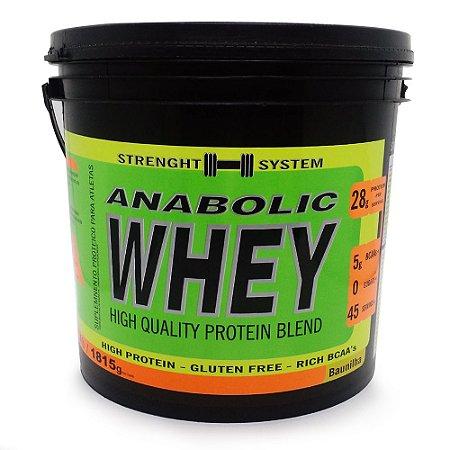 Anabolic Whey Sports Nutrition 1815g