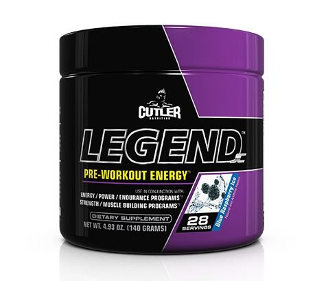 Legend Pre-Workout Jay Cutler Elite Series 150g