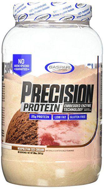 Precision Protein Gaspari Nutrition 907g