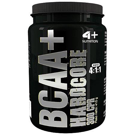 BCAA+ Hardcore 4:1:1 4 Nutrition 300 Tabletes