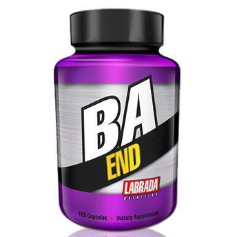 BA Endurance Labrada Nutrition 120 Cápsulas