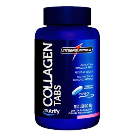 Collagen Tabs Integralmédica 90 Tabletes