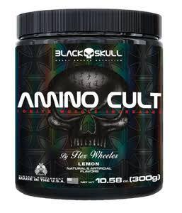 Amino Cult Black Skull 300g