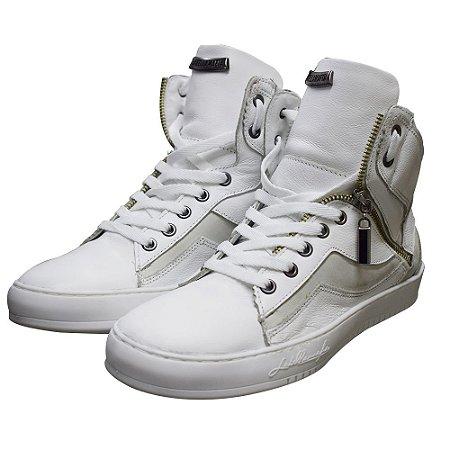 Tênis Sneakers Labellamafia 20500 Branco