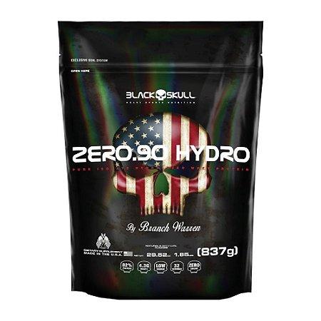 Zero 90 Hydro Black Skull Refil 837g