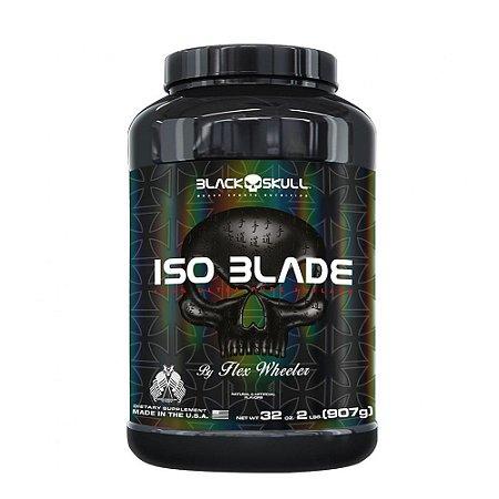 Iso Blade Black Skull 907g
