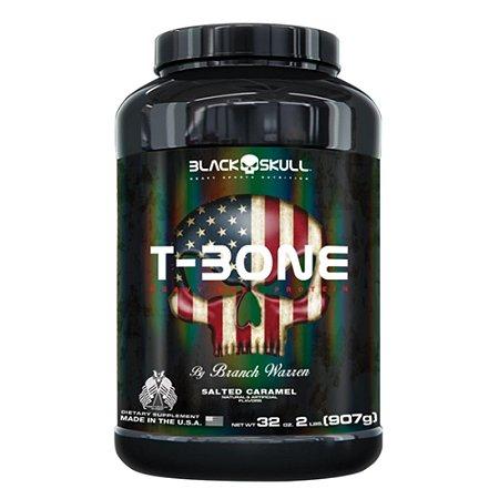 T-Bone Black Skull 907g
