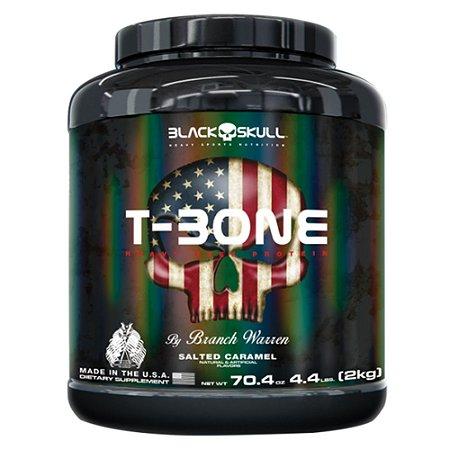 T-Bone Black Skull 2000g