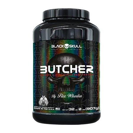 Butcher Black Skull 907g
