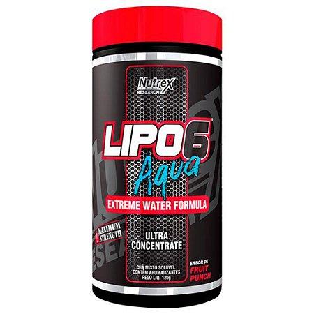 Lipo 6 Aqua Nutrex 120g