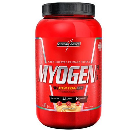 Myogen HLP Whey Protein Isolado Integralmédica 907g