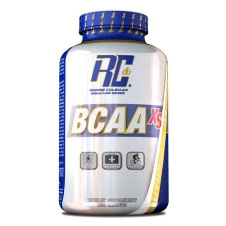 BCAA XS Ronnie Coleman 400 Tabletes