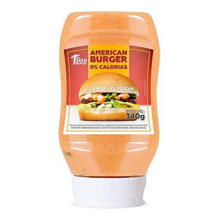 American Burguer Mrs Taste 340g