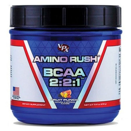 Amino Rush BCAA 2:2:1 VPX 210g