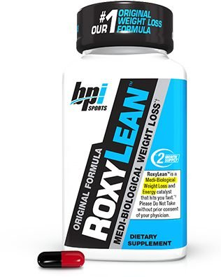 Roxy Lean BPI Sports 40 Cápsulas