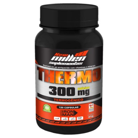 Thermo 300mg New Millen 120 Cápsulas