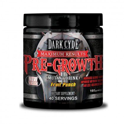 Pre-Growth Dark Cyde Fruit Punch 160g
