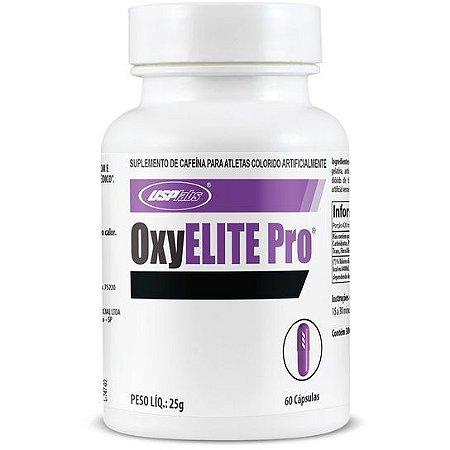 OxyElite Pro USP Labs 60 Cápsulas