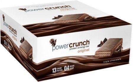 Power Crunch Mocha Creme BNRG 12 Waffers