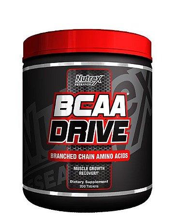 BCAA Drive Nutrex 200 Tabletes 2:1:1