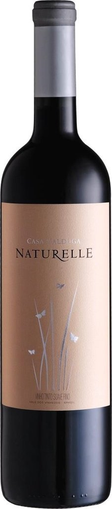 Vinho Casa Valduga Naturelle Tinto Suave 750 ml