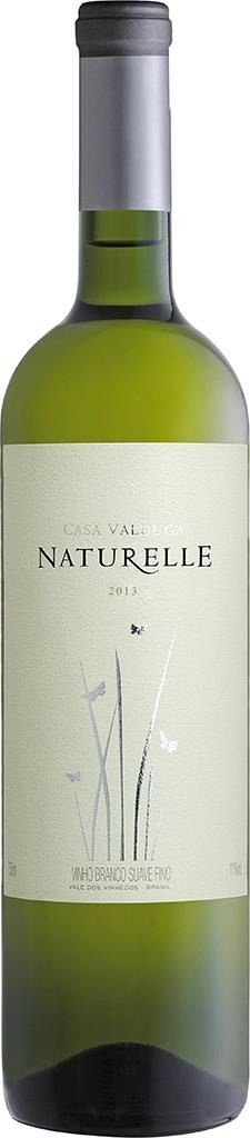 Casa Valduga Naturelle Branco Suave 750 ml