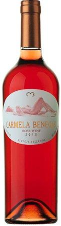 Vinho Argentino Carmela Benegas Cabernet Franc Rosé 750 ml