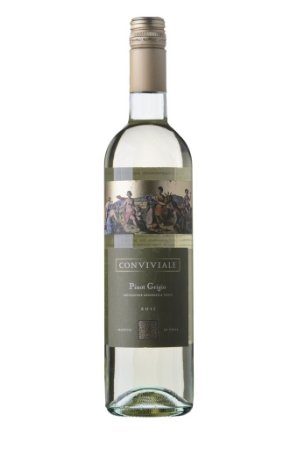 Vinho Branco Italiano Conviviale Pinot Grigio