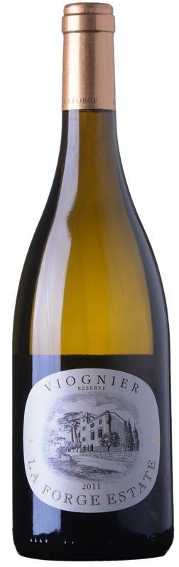 Vinho Branco Francês La Forge Estate Viognier 750 ml