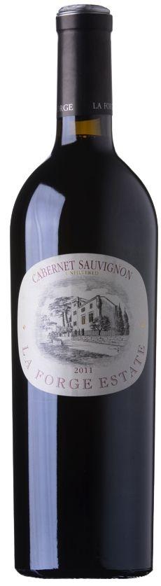 Vinho Tinto Francês La Forge Estate Cabernet Sauvignon 750 ml