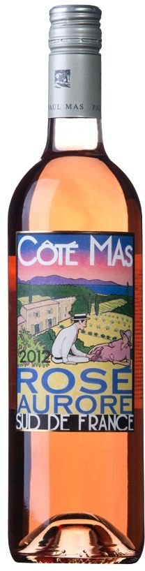 Vinho Francês Côté Mas Rosé Aurore 750 ml