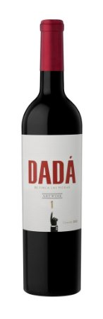 Vinho Tinto Argentino Dadá 1 (Bonarda e Malbec)