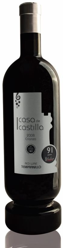 Vinho Tinto Espanhol Casa de Castilla Crianza 750 ml