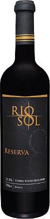 Vinho Tinto Rio Sol Reserva 750 ml