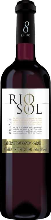 Rio Sol Vinho Tinto Assemblage