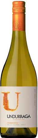 Vinho Branco Chileno Undurraga U Chardonnay 750 ml