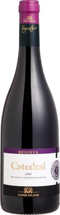 Vinho Tinto Português Catedral Dão Reserva 750 ml