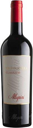 Vinho Italiano Allegrini Valpolicella Classico DOC 750 ml