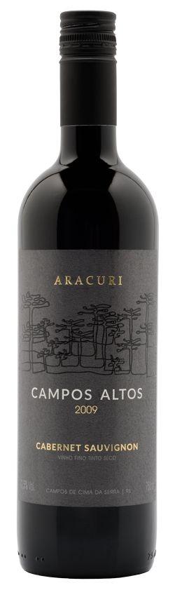 Vinho Tinto Aracuri Campos Altos Cabernet Sauvignon