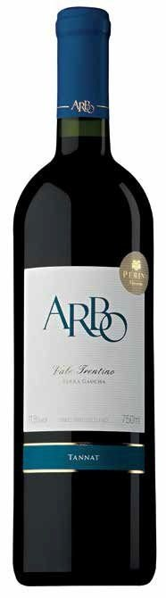 Vinho Tinto Casa Perini Arbo Tannat 750 ml