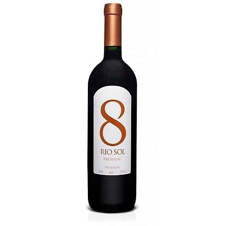 ff258f537 Paralelo 8 Premium Tinto 2007 - Vinhoteca