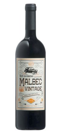 Vinho Tinto Don Guerino Malbec Vintage 750 ml