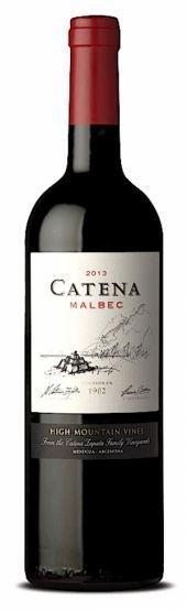 Vinho Tinto Argentino Catena Malbec 750 ml