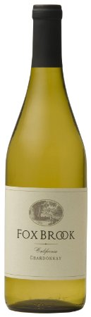 Vinho Branco Americano Fox Brook Chardonnay 750 ml