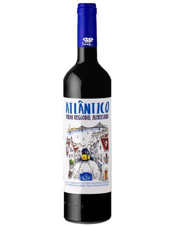 Vinho Tinto Alentejano Atlântico 750 ML