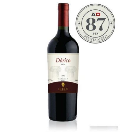 Vinho Tinto Helios Dórico Merlot 750 ml