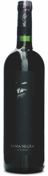 Vinho Tinto Argentino Alma Negra M Blend 750 ml